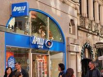 Apollo Optik Royalty Free Stock Images