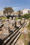 2 apollo s tempel Royaltyfri Foto