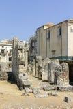 2 apollo s tempel Royaltyfri Bild