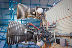 Apollo Saturn V Stock Photography