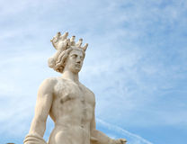 Apollo Statue Photo stock