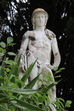 Apollo statue at Achilleion, Corfu Royalty Free Stock Photos