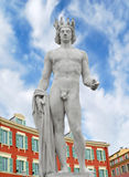 Apollo statue Stock Photos