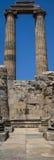 Apollo temple  at Didyma Royalty Free Stock Photo