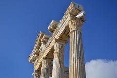 Apollo temple Stock Photos