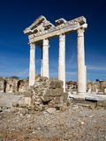 Apollo Temple, Side Royalty Free Stock Image