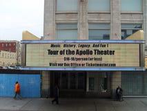 Apollo Theater photo stock