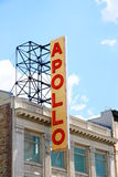 Apollo Theater Stock Images