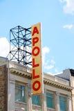 Apollo Theater stock images