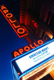 Apollo Theater Amateur Night royalty-vrije stock afbeelding