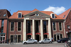 Apollo Theater i Munster, Tyskland Royaltyfri Fotografi