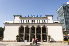 Apollo Theater in Siegen, Germany Stock Photography