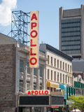 Apollo Theatre Arkivfoto