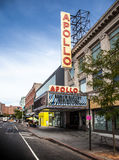 Apollo theatre in Harlem Stock Photography