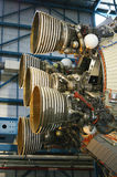 Apollo thrusters engine Stock Image