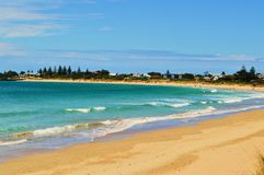 Apollo zatoka, Wiktoria, Australia Obraz Stock