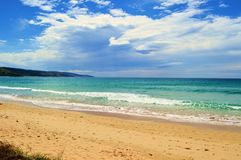 Apollo zatoka, Wiktoria, Australia Obrazy Royalty Free