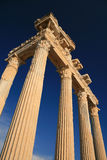 Apollon Temple Stock Photography