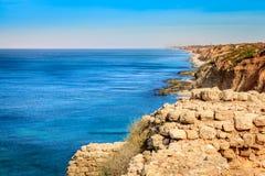 Apollonia, Ισραήλ Στοκ φωτογραφία με δικαίωμα ελεύθερης χρήσης