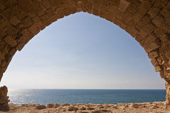 Apollonia National Park Stock Images