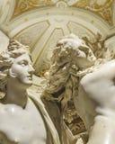 Apolo y Daphne Bernini Masterpiece foto de archivo libre de regalías