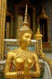 aponsi曼谷镀金了宫殿皇家泰国 库存照片