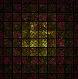Apophysis background Royalty Free Stock Images