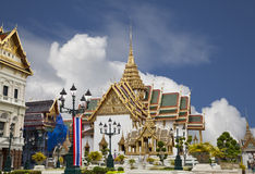 Aporn phimok prasat pavillion Royalty Free Stock Photos