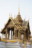 Aporn Pimok霍尔在盛大宫殿曼谷泰国 免版税库存照片