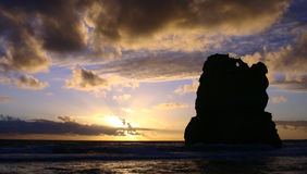 Apostel - Grote OceaanWeg Stock Afbeeldingen