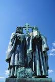 Apostel heilige Cyril Constantine Royalty-vrije Stock Foto's