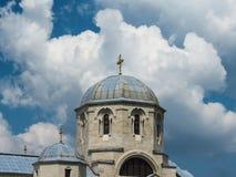 Apostel- och evangelistLuke kyrka royaltyfri foto