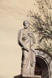 Apostel Peter mit den Schlüsseln der Paradiesskulptur Lizenzfreie Stockfotografie