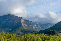 12 Apostels在开普敦南非 免版税库存照片