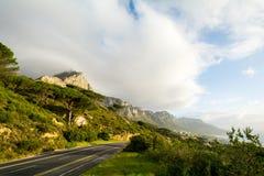 12 Apostels в Кейптауне Южной Африке Стоковые Фото