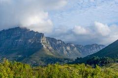12 Apostels в Кейптауне Южной Африке Стоковые Фотографии RF