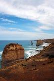 apostlar Australien tolv Royaltyfria Foton