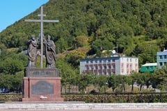 apostlar heliga paul peter Royaltyfri Foto