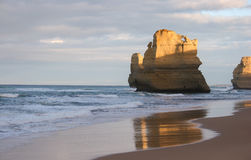 Apostles on the Australian Coast Stock Images