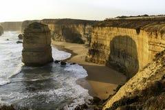 Apostles. Port Campbell, Victoria, Australia Royalty Free Stock Photography