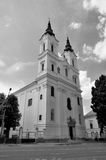 Apostles St. Peter and St. Paul Church - Miskolc Stock Photography
