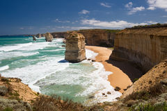 12 Apostles Royalty Free Stock Photography