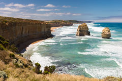 The 12 Apostles Royalty Free Stock Images