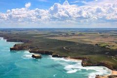 12 apostołów Australii oceanu wielką road Fotografia Royalty Free