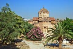 apostołów byzantine kościelni święci solakis Obraz Royalty Free