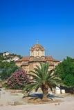 apostołów byzantine kościelni święci solakis Obraz Stock