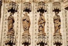 apostoł posągi Obrazy Royalty Free