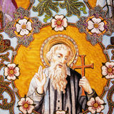 Apostoła święty Thomas Fotografia Royalty Free