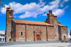 Apostol Ισπανία εκκλησιών SAN Pedro Monasterio Στοκ Εικόνες