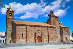 Apostol Ισπανία εκκλησιών SAN Pedro Monasterio Στοκ φωτογραφία με δικαίωμα ελεύθερης χρήσης
